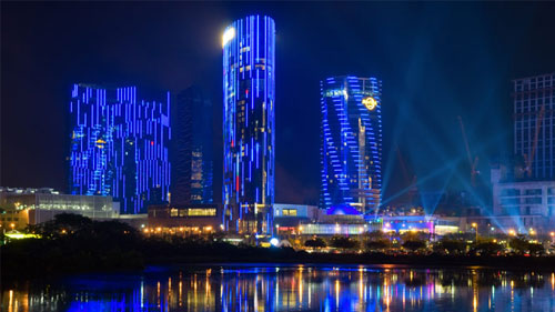 City Of Dreams Macau (Melco Crown)