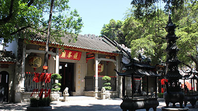 Lin Fong Temple