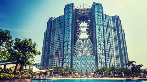 Studio City Macau (Melco Crown)