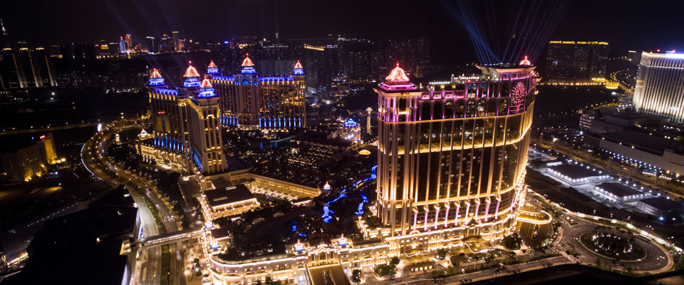 Entertainment Venues in Macau